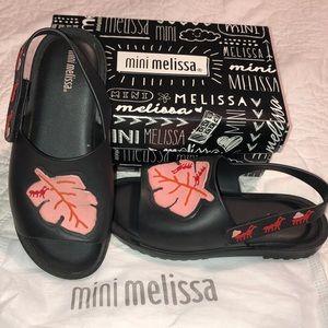 Mini Melissa Picnic Ant Slide, Size 12, Worn 1X